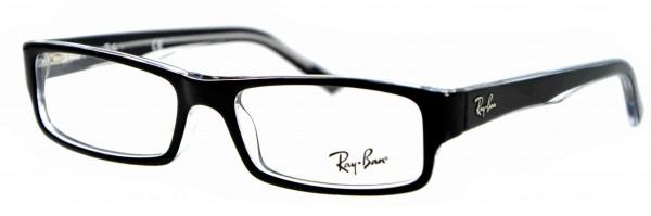 Ray Ban RX 5246 2034 50 in Schwarz