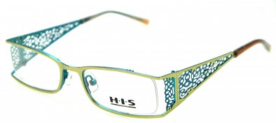 HIS HK 103 001 Kinderbrille in Grün