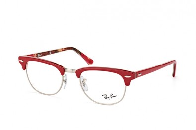 Ray Ban RX 5154 2012 in Rot