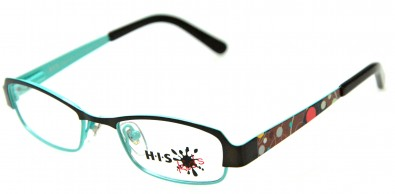 HIS HK 154 002 Kinderbrille in Braun