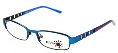 HIS HK 136 002 Kinderbrille in Blau