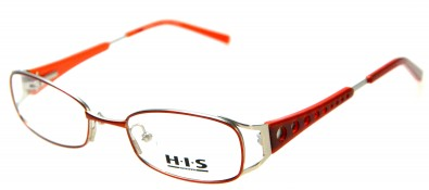 HIS HK 102 002 Kinderbrille in Orange