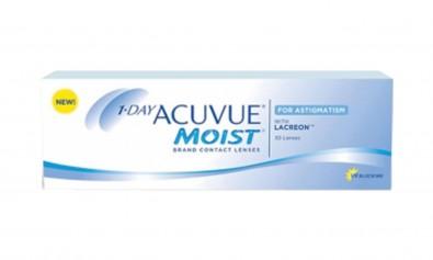 1 Day  Acuvue Moist for Astigmatism  30er Box