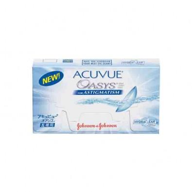 ACUVUE Oasys for Astigmatism  Probe / Ersatzlinse (1 Stk.)