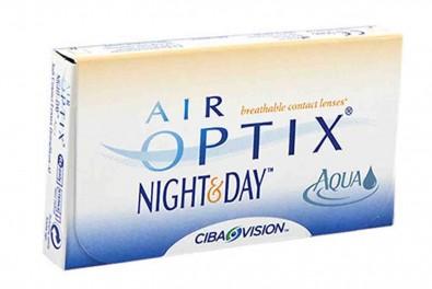 Air Optix  Night & Day Aqua 6 Stk.