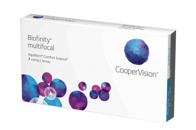 Biofinity Multifocal 3er Pack