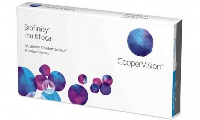 Biofinity Multifocal 6er Pack