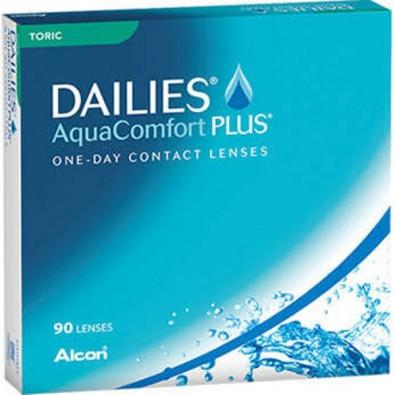 Dailies Aqua Comfort PlusToric 90er Box