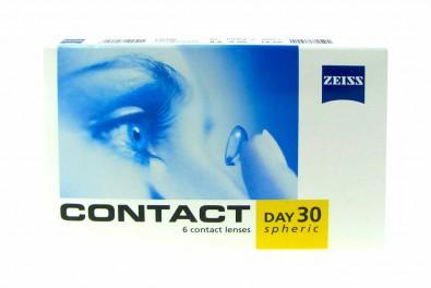Contact Day 30 toric Probe / Ersatzlinse (1 Stk.)