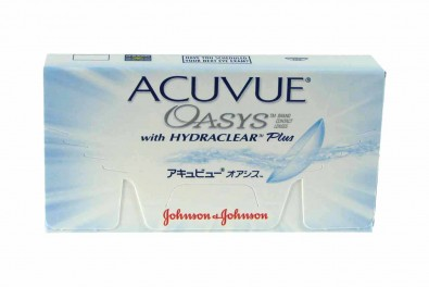 ACUVUE OASYS with Hydraclear Plus Probe / Ersatzlinse (1 Stk.)
