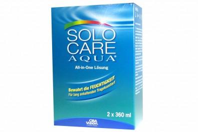 SOLO CARE AQUA 2x360ml