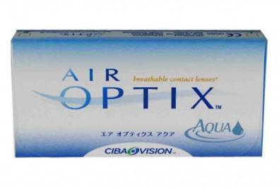 Air Optix Aqua  -  AirOptix  6 Stck