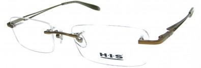 HIS EYEWEAR  HT-395-003 incl. Gläser
