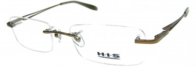 HIS EYEWEAR  HT-395-003 mit Gleitsichtgläser