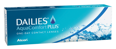 Dailies Aqua Comfort Plus 10er Box