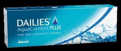 Dailies Aqua Comfort Plus 30er Box