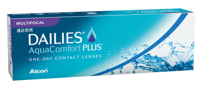 Dailies Aqua Comfort Plus  Multifocal 30er Box