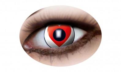 Motivlinsen heart   2 Stck  Jahreslinsen