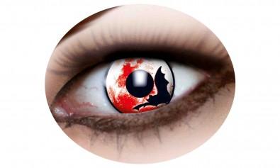 Motivlinsen moon   2 Stck  Jahreslinsen