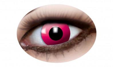 Motivlinsen pink manga  2 Stck  Jahreslinsen