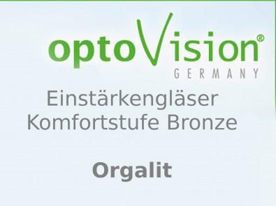 OptoVision Einstärkengläser Orgalit i - Protection S