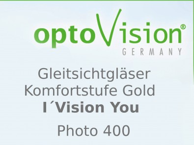 OptoVision Gleitsichtgläser i´ Vision You Photo 400 Orgalit