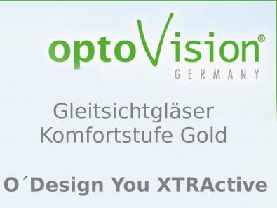 OptoVision Gleitsichtgläser O´ Design You XTRActive Orgalit