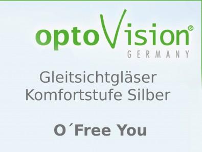 OptoVision Gleitsichtgläser O´Free You Orgalit