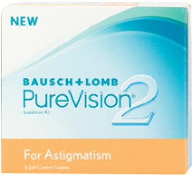 PureVision 2 HD for Astigmatism  (6 Stk.)