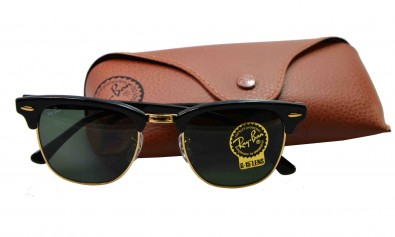 Ray Ban Sonnenbrille Orginal Clubmaster  RB 3016 W0365 49-21