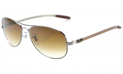 Ray Ban Sonnenbrille Carbon Collection  RB 8301 004/51