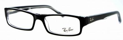 Ray Ban RX 5246 2034 in Schwarz