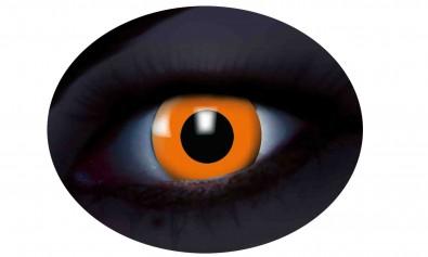 Motivlinsen UV flash orange  2 Stck  Jahreslinsen