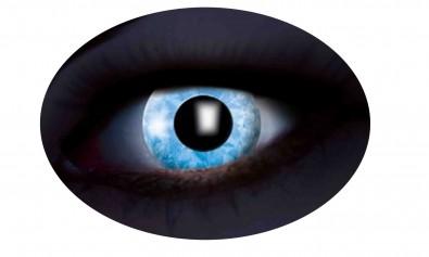 Motivlinsen UV  blue diamond rot  2 Stck  Jahreslinsen