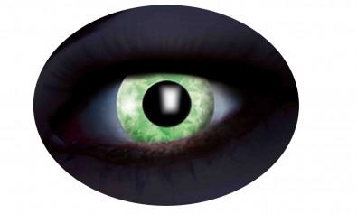 Motivlinsen UV green diamond rot  2 Stck  Jahreslinsen