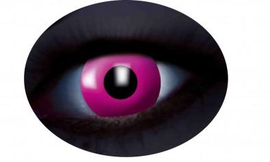 Motivlinsen UV flash pink  2 Stck  Jahreslinsen