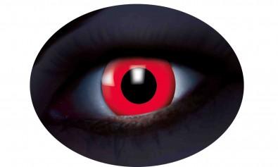 Motivlinsen UV flash red rot 2 Stck  Jahreslinsen