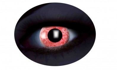Motivlinsen UV  red diamond rot  2 Stck  Jahreslinsen
